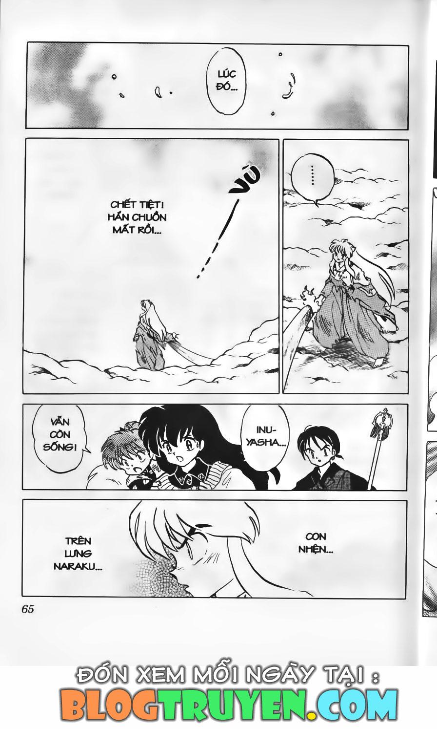 Inuyasha vol 08.4 trang 8