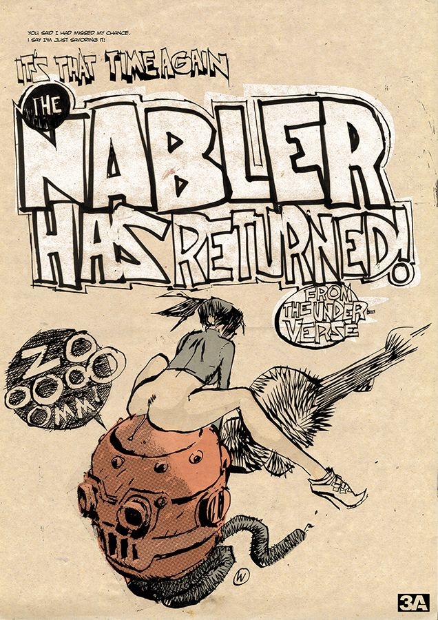 The Nabler Has Returned