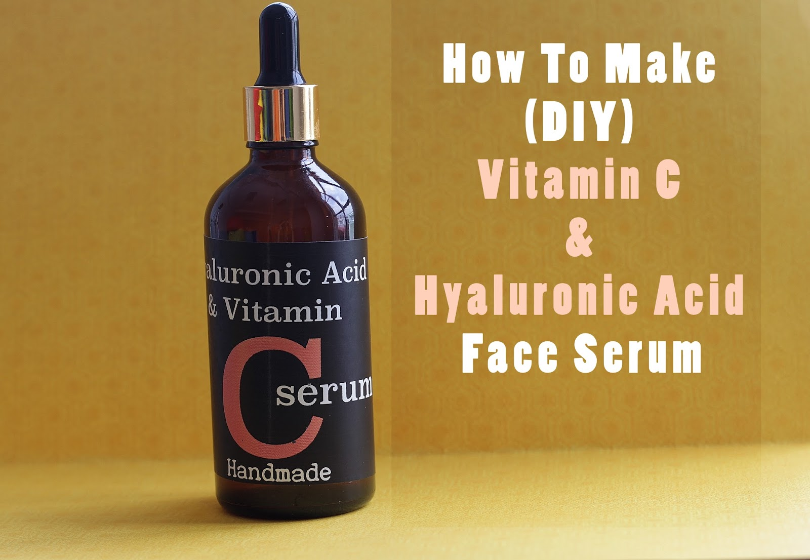 Serum Muka diy