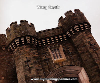 national trust - wray castle