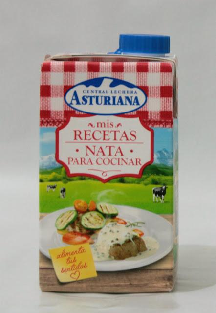 nata para cocinar central lechera asturiana