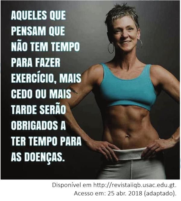Aqueles que pensam que não tem tempo para fazer exercício, mas cedo ou mais tarde serão obrigados a ter tempo para as doenças