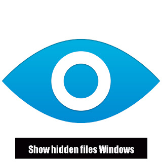 Show Hidden Files Windows