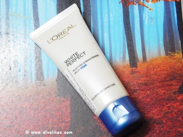 L'Oreal Paris White Perfect Purifying & Brightening Milky Foam Review