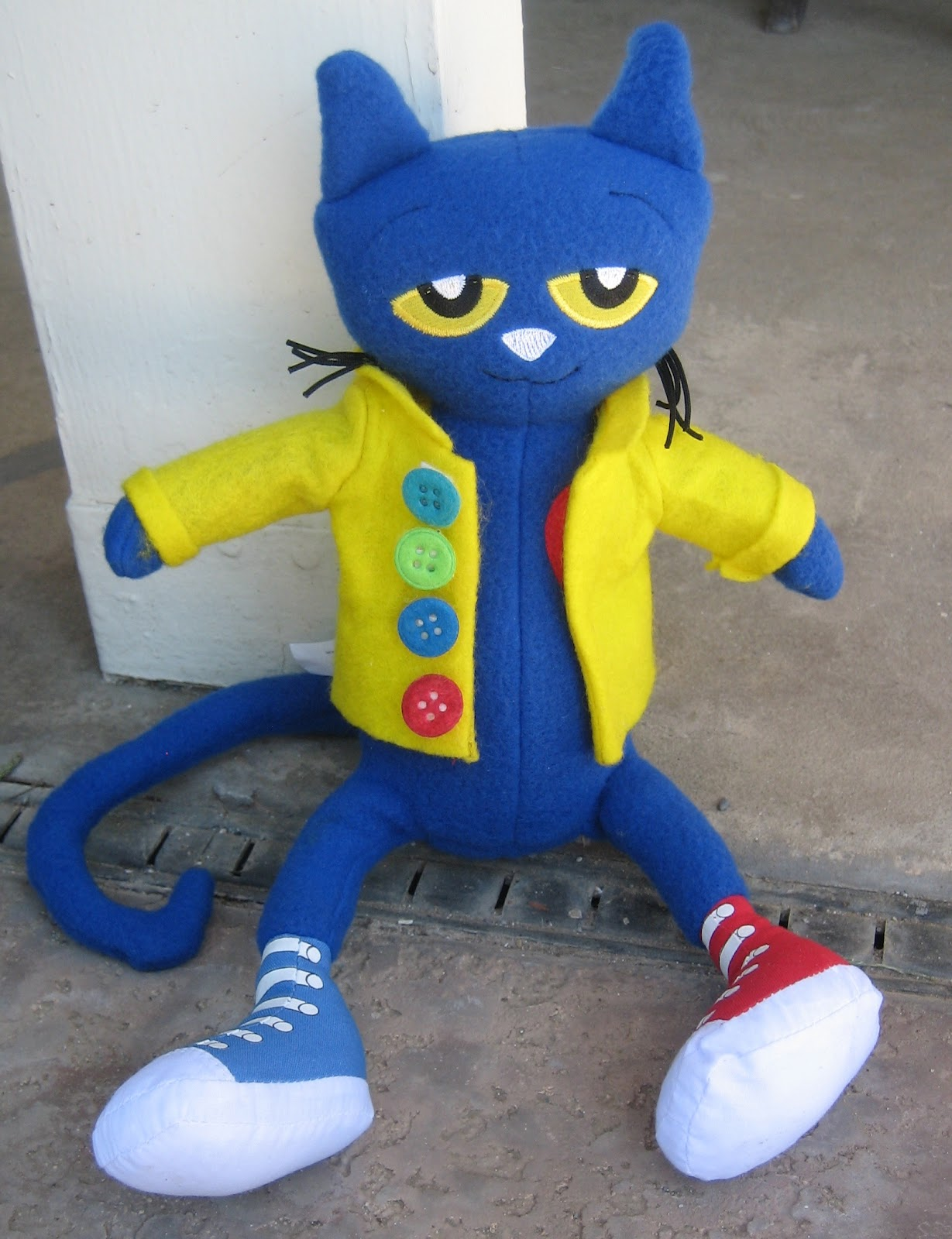 Teaching The Little People A Tribute To Pete The Cat