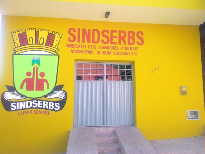 Sede do SINDSERBS