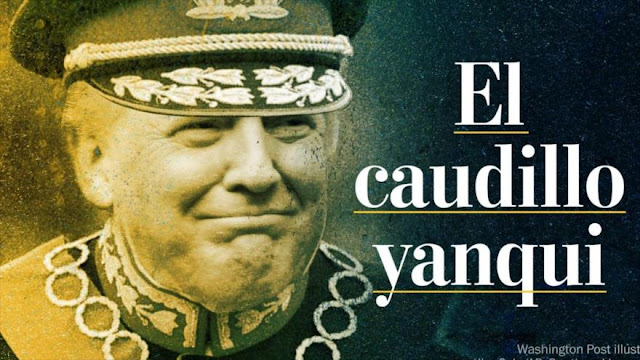 "The Washington Post llama a Donald Trump ""el caudillo yanqui"""