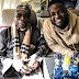 MPNAIJA GIST:Skales takes a selfie with Obasanjo abaord a plane from Addis Ababa to Lagos