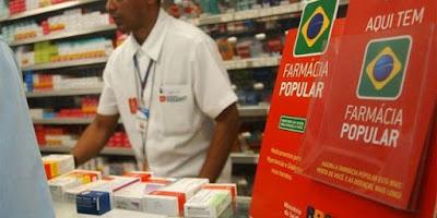 Conselho Nacional de Saúde defende adiamento de mudança no Programa Farmácia Popular