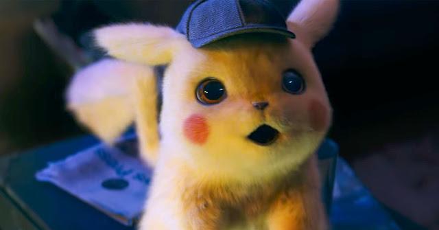 Pokémon: Detective Pikachu tem ótima estreia no exterior