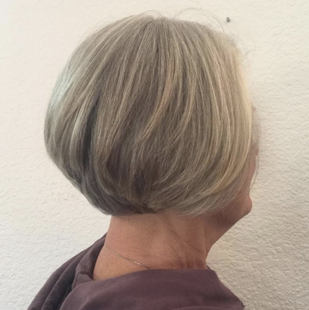 Gorgeous Short Hairstyles for Women Over 70 ...