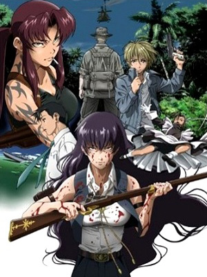 Black Lagoon Robertas Blood Trail 5/5 [Sub Esp][MEGA-USERSCLOUD]