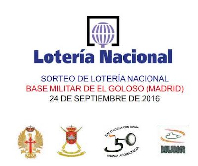 Loteria nacional sabado 24 septiembre 2016