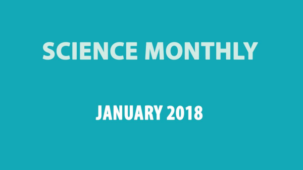 Science Monthly compilation, January 2018 (Shankarias )