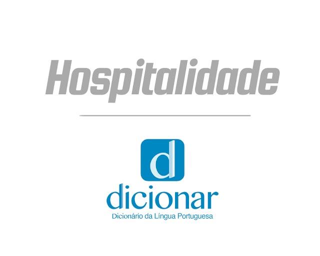 Significado de Hospitalidade