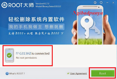 Tutorial Root dan Unroot Samsung Galaxy V (SM-G313HZ)