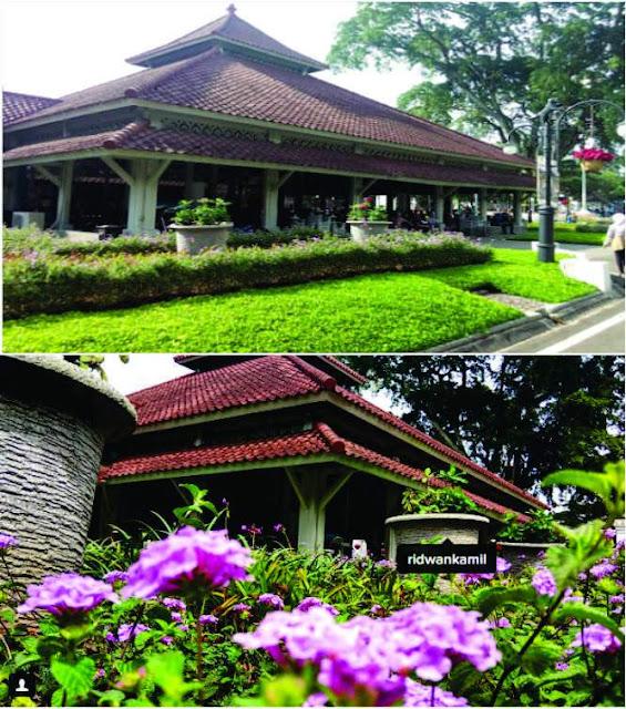 5 Alasan Mengapa Pendopo Kota Bandung Wajib Kamu Kunjungi