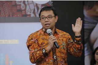 bapak yon arsal direktur potensi kepatuhan dna penerimaan pajak kementerian keuangan tarif khusus pph umkm nurul sufitri