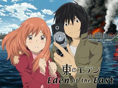 Eden of the East | Higashi no Eden | 480p | BDRip | Dual Audio