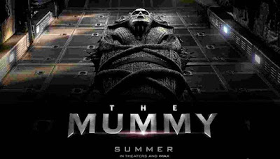Póster de The Mummy