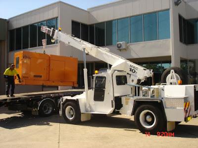 tight access cranes