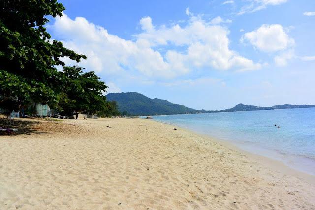 タイ サムイ島 ラマイビーチ