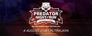 Predator Night Run - 4 August 2018