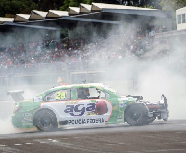 Cierre de la Supercopa telcel en el Autódromo Hermanos Rodríguez
