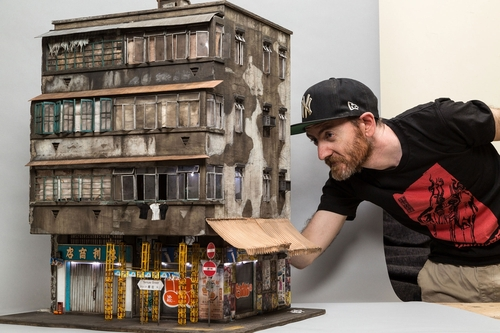 00-Joshua-Smith-Miniature-Sculptures-and-Stencils-to-Create-Architecture-www-designstack-co