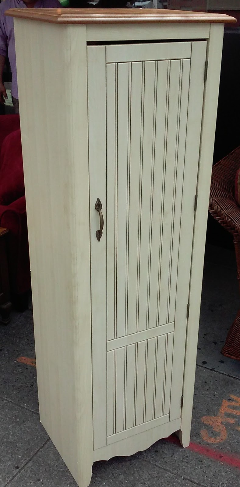 Uhuru Furniture Collectibles Sold O 39 Sullivan 5 39 Tall Pantry Cabinet 60