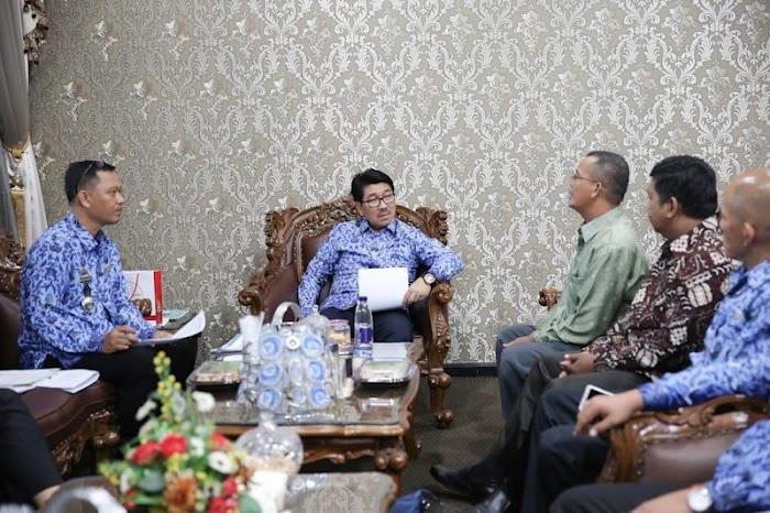 Pemprov Lampung Dorong Pengadaan Barang dan Jasa Manfaatkan Teknologi Informasi