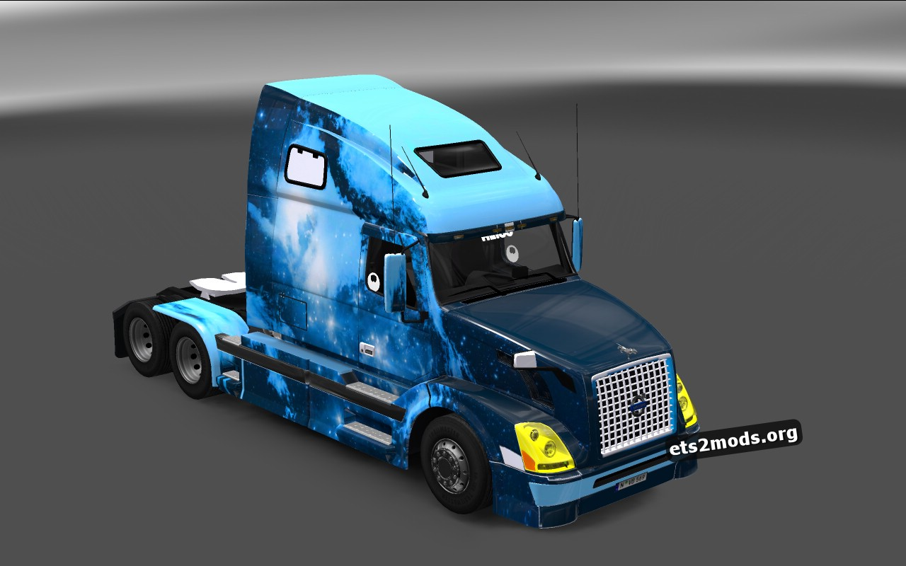 Avatar Skin for Volvo VNL 670