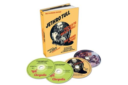 "JETHRO TULL: Επανακυκλοφορία του ""Too Old To Rock 'n' Roll, Too Young To Die"" σε 2CD/2DVD με πολλά ακυκλοφόρητα"