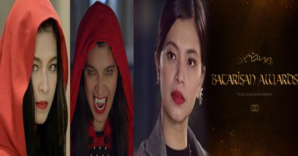 Angel Locsin Was Nominated As The Best Drama Actress For TV In The Baristan Awards