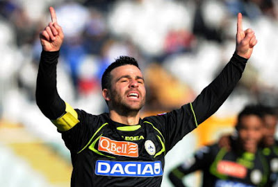 Di Natale Consider Retirement at End of Season