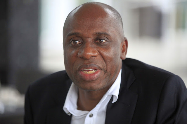 Amaechi: We didn't promise to fix Nigeria in one year