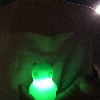 DIY kuchi Kopi nightlight