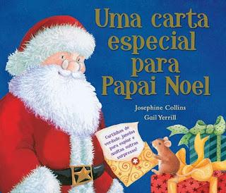 Uma carta especial para Papai Noel