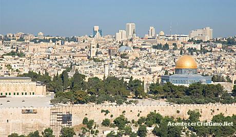 Estatuto especial a Jerusalén