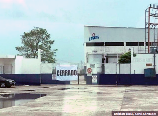 "Coutas ""tumban"" mega empresa cae leche LALA en Tamaulipas los obligan a cerrar"