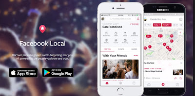 Facebook Launches Local App To Replace Events