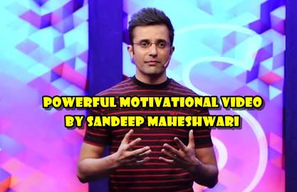 Sandeep Maheshwari Motivational Video