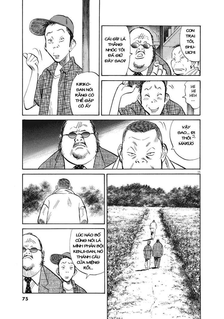 20th Century Boys chapter 218 trang 29