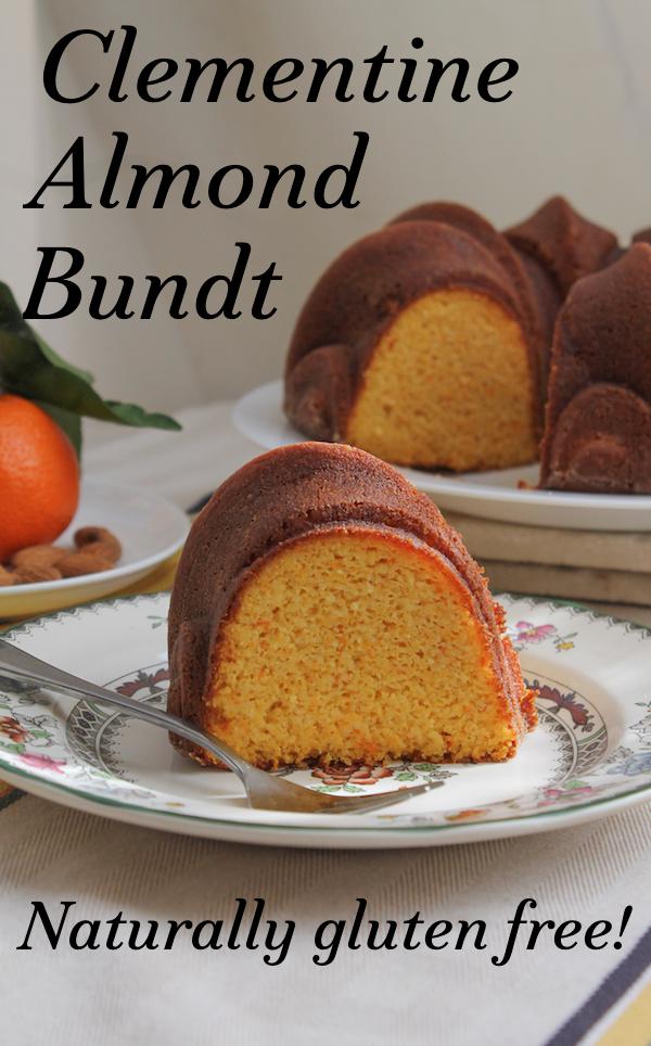 Clementine Bundt Cake