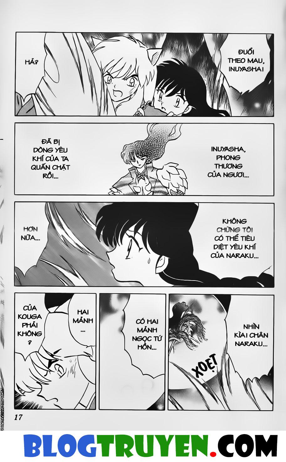 Inuyasha vol 29.1 trang 14