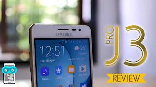 Cara Baru Hard Reset Samsung Galaxy J3 Pro SM-J330G