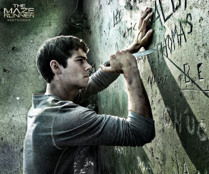 Poster 5: The Maze Runner