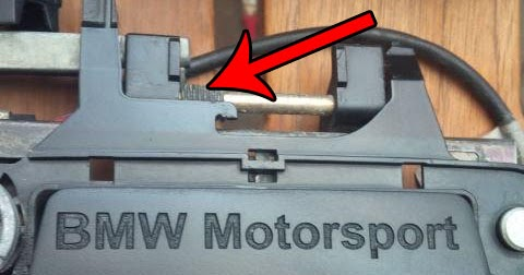 BMW PROBLEM SOLVING MASALAH HANDLE PINTU BMW E36 KENDOR