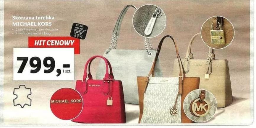 bbb646ce189c6 Koszt torebki w Lidlu to 799. Standardowa cena w salonie to 1000-1500  złotych. Trzeba przyznać, że to bardzo dobra cena. Zwłaszcza, że za podobną  kwotę ...