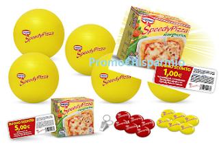 Logo Buono sconto sicuro e vinci Kit del tifoso con Speedy Pizza Cameo